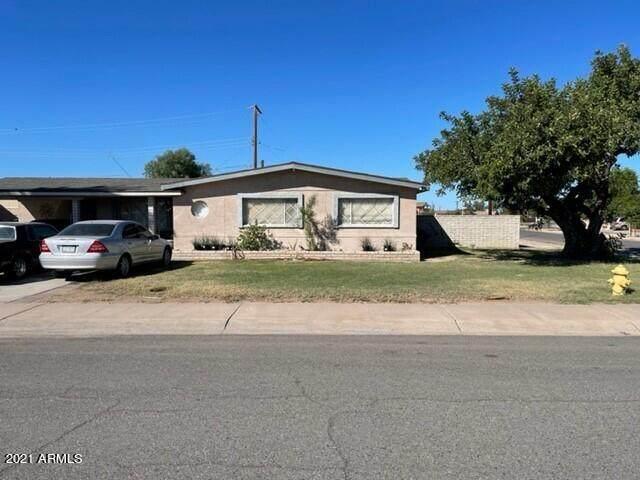 2144 W Hidalgo Avenue, Phoenix, AZ 85041 (MLS #6311684) :: The Copa Team | The Maricopa Real Estate Company