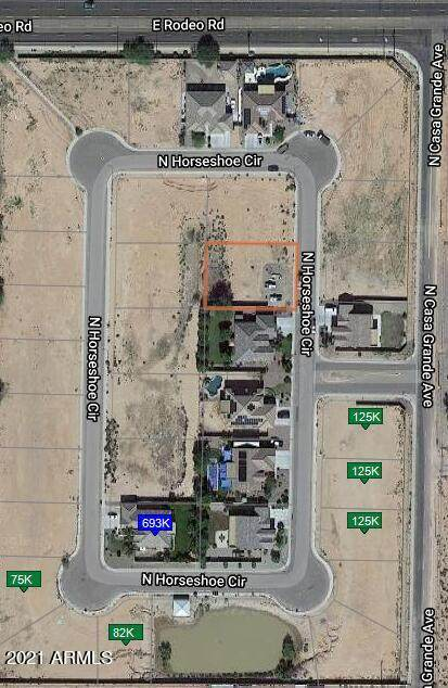 2387 N Horseshoe Circle, Casa Grande, AZ 85122 (MLS #6311765) :: Conway Real Estate