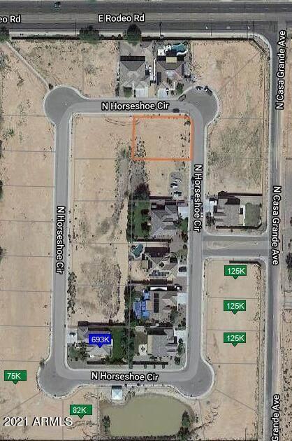2385 N Horseshoe Circle, Casa Grande, AZ 85122 (MLS #6311766) :: Conway Real Estate