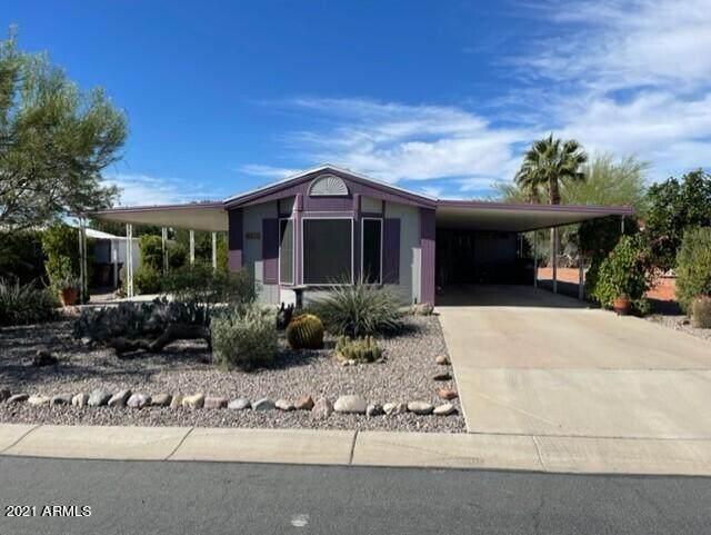 3816 N Ohio Avenue, Florence, AZ 85132 (#6311910) :: Long Realty Company