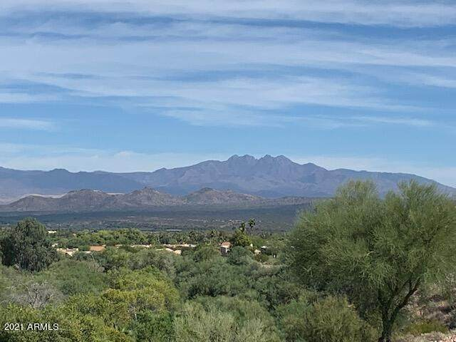 16510 E Palisades Boulevard #30, Fountain Hills, AZ 85268 (MLS #6312357) :: The Garcia Group