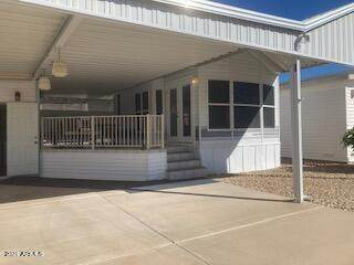 17200 W Bell Road #935, Surprise, AZ 85374 (MLS #6312750) :: Selling AZ Homes Team