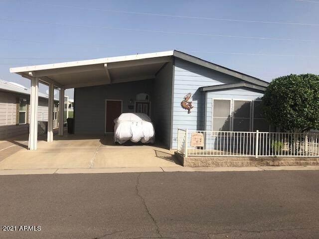 650 N Hawes Road N #4814, Mesa, AR 85207 (MLS #6312754) :: The Property Partners at eXp Realty