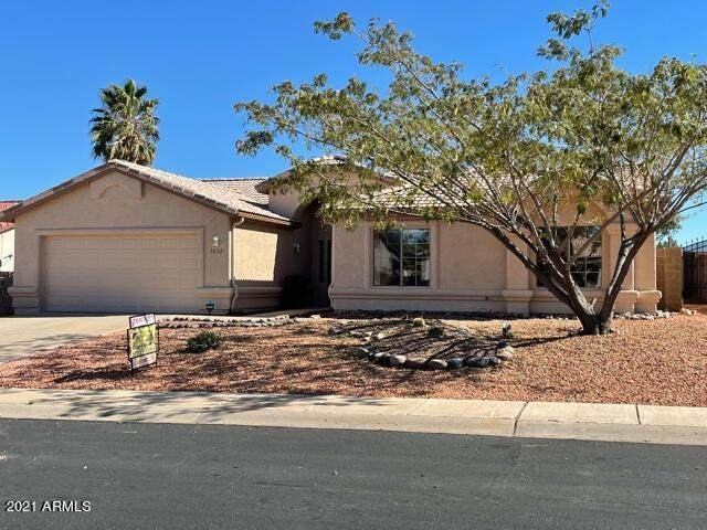 3652 Plaza De La Yerba, Sierra Vista, AZ 85650 (MLS #6312799) :: Selling AZ Homes Team