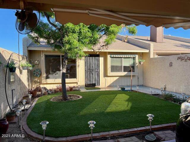 1821 E Maryland Avenue #5, Phoenix, AZ 85016 (MLS #6313016) :: The Ethridge Team