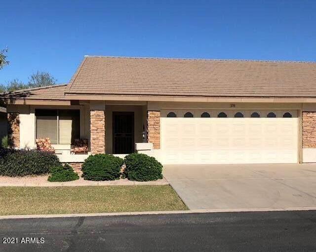 11250 E Kilarea Avenue #270, Mesa, AZ 85209 (MLS #6313121) :: CANAM Realty Group