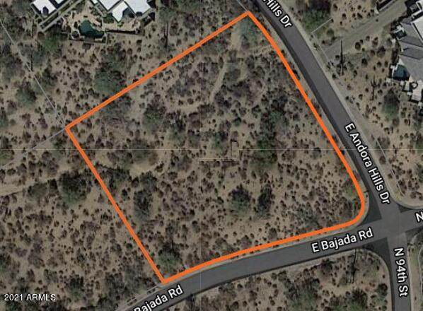 9375 E Andora Hills Drive, Scottsdale, AZ 85262 (MLS #6313159) :: Howe Realty