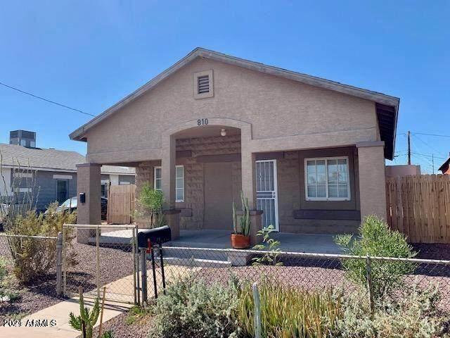 810 S 4TH Avenue, Phoenix, AZ 85003 (MLS #6313232) :: The Ethridge Team