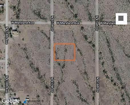 0 N 417th Drive, Tonopah, AZ 85354 (MLS #6313362) :: The Ethridge Team