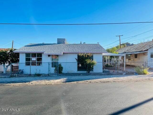 815 W 1st Street, Ajo, AZ 85321 (MLS #6313393) :: The Ethridge Team