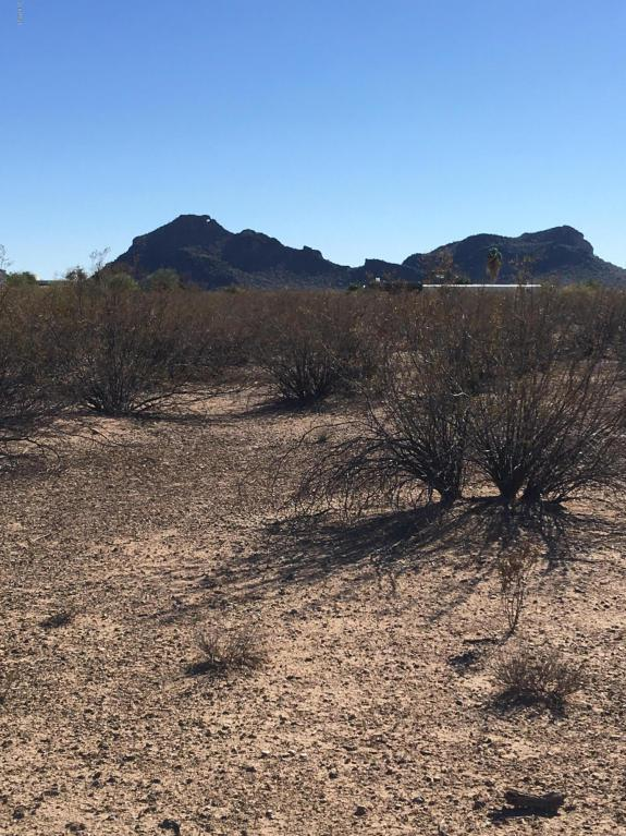 0 William Road, Aguila, AZ 85320 (MLS #5533535) :: The Garcia Group @ My Home Group