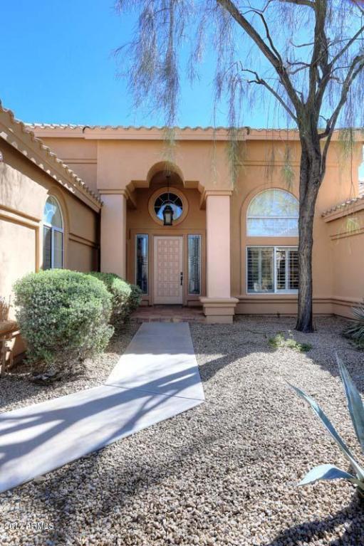 10965 N 123RD Street, Scottsdale, AZ 85259 (MLS #5574862) :: The Jesse Herfel Real Estate Group