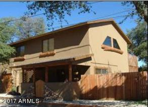 16818 W West Way, Yarnell, AZ 85362 (MLS #5615024) :: The Wehner Group