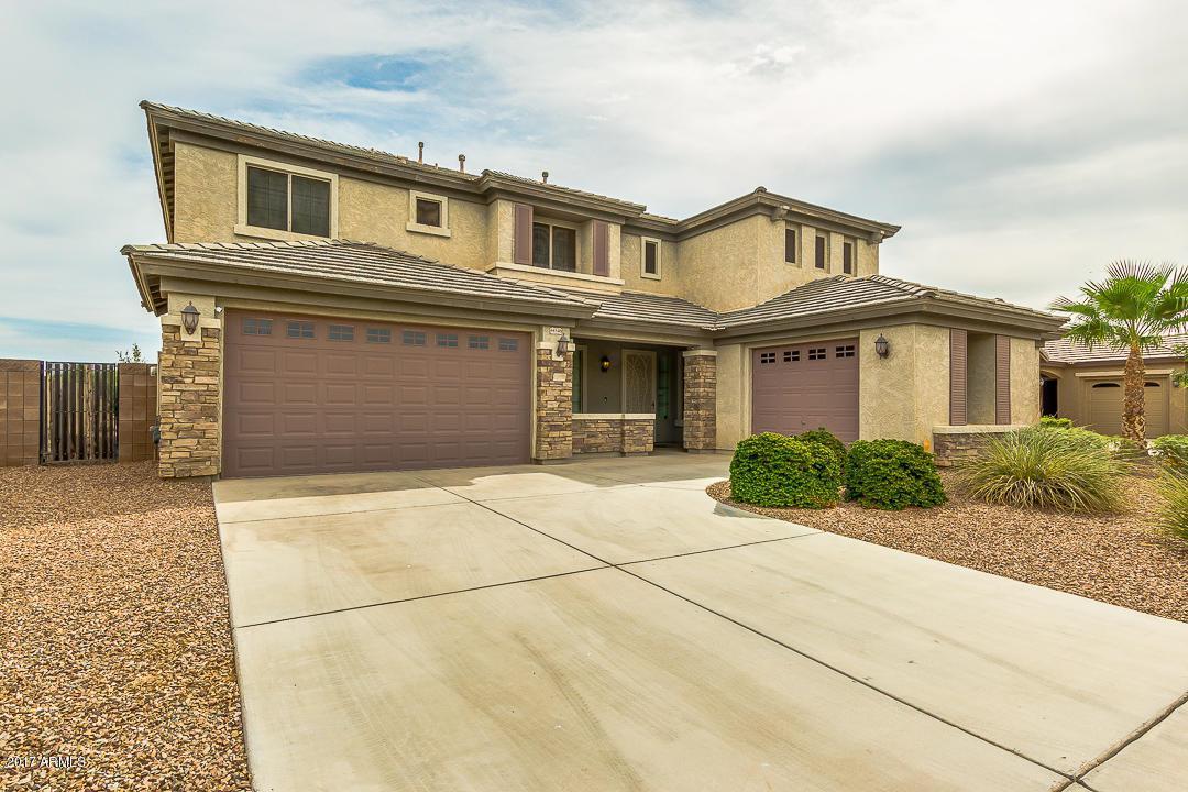44546 W Garden Lane, Maricopa, AZ 85139 (MLS #5631805) :: Revelation Real Estate