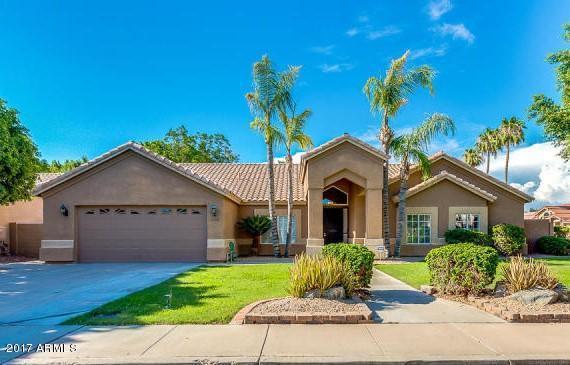 2356 E Kenwood Street, Mesa, AZ 85213 (MLS #5633306) :: Revelation Real Estate
