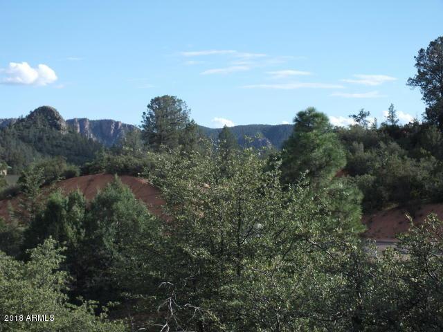 3 Highline Drive, Payson, AZ 85541 (MLS #5649975) :: Brett Tanner Home Selling Team