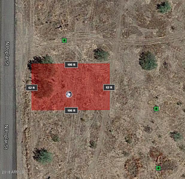 320XX S Poplar Street, Wittmann, AZ 85361 (MLS #5657271) :: Brett Tanner Home Selling Team