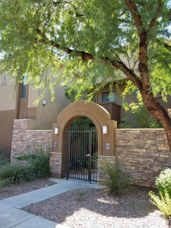 7027 N Scottsdale Road #129, Paradise Valley, AZ 85253 (MLS #5664620) :: The Daniel Montez Real Estate Group