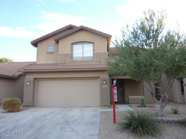 3521 W Paseo Way, Laveen, AZ 85339 (MLS #5697937) :: Group 46:10