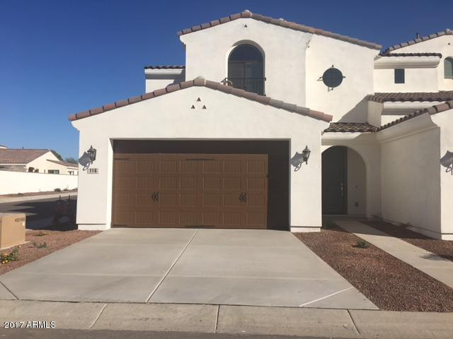 14200 W Village Parkway #116, Litchfield Park, AZ 85340 (MLS #5698981) :: Lux Home Group at  Keller Williams Realty Phoenix
