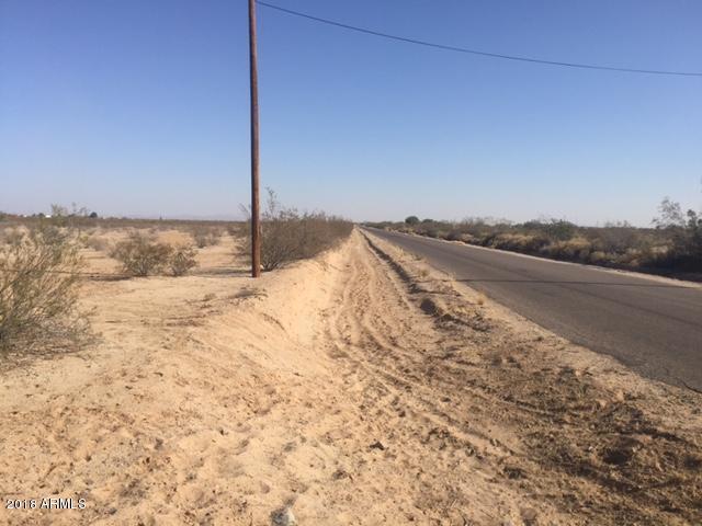 0 W Nec Hidden Valley & Miller Road, Maricopa, AZ 85139 (MLS #5705849) :: Brett Tanner Home Selling Team