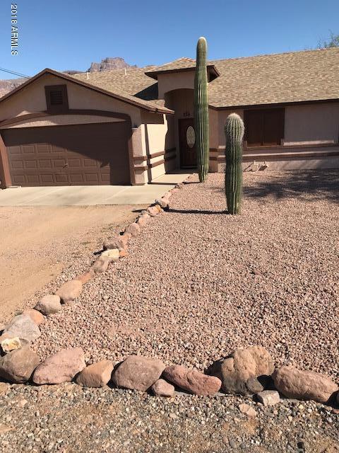 789 N Arroya Road, Apache Junction, AZ 85119 (MLS #5716772) :: Essential Properties, Inc.
