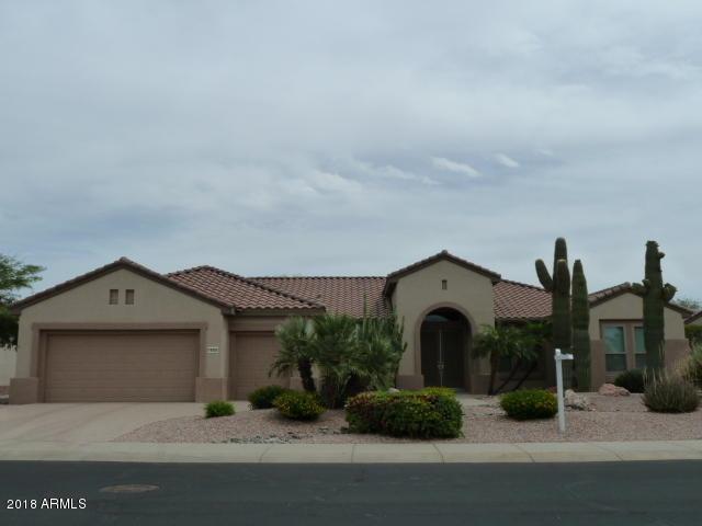 19985 N Half Moon Drive, Surprise, AZ 85374 (MLS #5731246) :: Yost Realty Group at RE/MAX Casa Grande