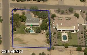 6229 E Gold Dust Avenue, Paradise Valley, AZ 85253 (MLS #5735909) :: The Wehner Group