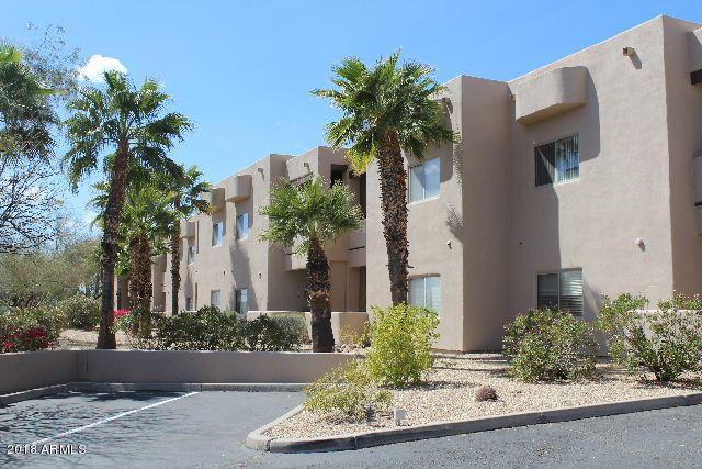 16626 E Westby Drive #105, Fountain Hills, AZ 85268 (MLS #5738333) :: Private Client Team