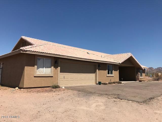 1880 N Bowman Road, Apache Junction, AZ 85119 (MLS #5768101) :: My Home Group