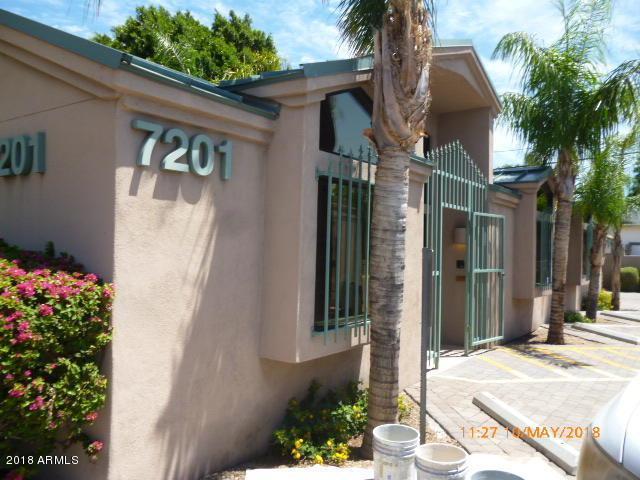 7201 N 7TH Street N, Phoenix, AZ 85020 (MLS #5769145) :: The Garcia Group @ My Home Group
