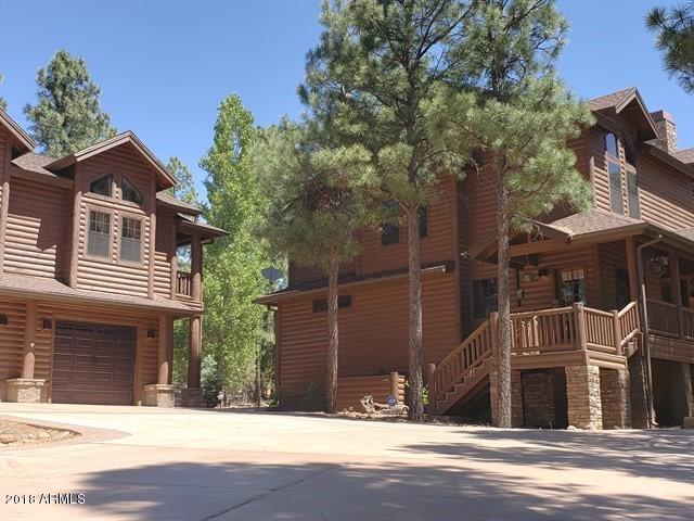 1160 S Ginnala Lane, Show Low, AZ 85901 (MLS #5770652) :: The Everest Team at My Home Group