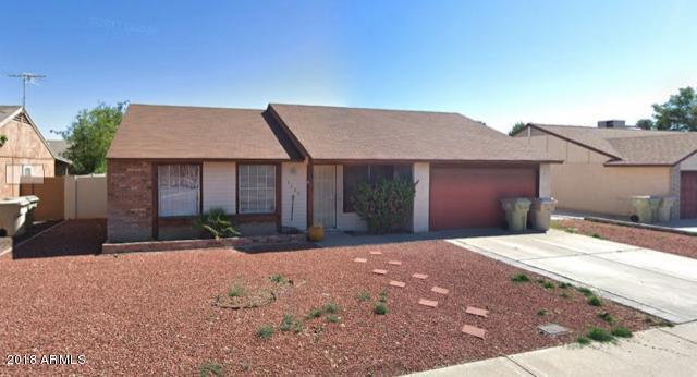 18429 N 56TH Avenue, Glendale, AZ 85308 (MLS #5778707) :: My Home Group