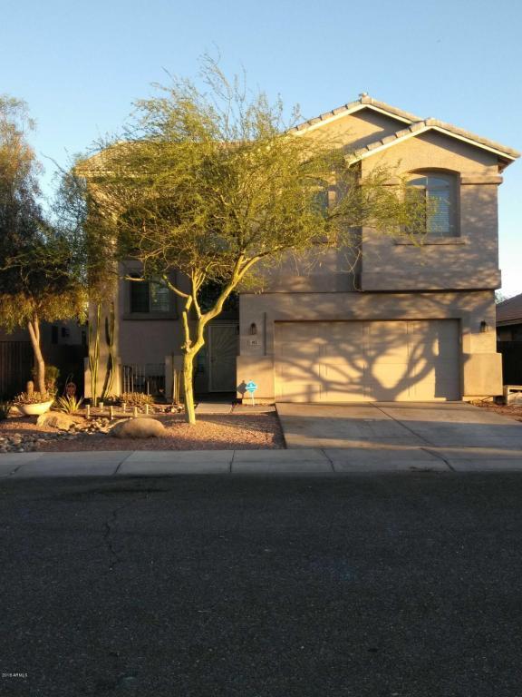 4925 W Nancy Lane, Laveen, AZ 85339 (MLS #5782700) :: Group 46:10