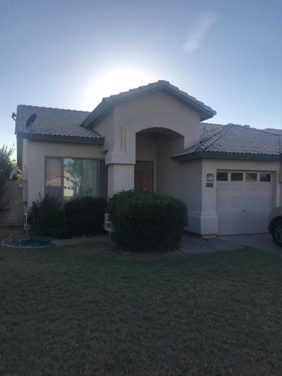 578 N Nevada Way, Gilbert, AZ 85233 (MLS #5784672) :: Yost Realty Group at RE/MAX Casa Grande