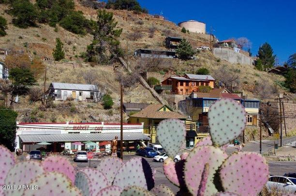 201 C Tombstone Canyon, Bisbee, AZ 85603 (MLS #5790608) :: RE/MAX Excalibur