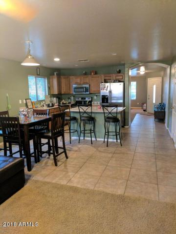 2054 N Parish Lane, Casa Grande, AZ 85122 (MLS #5793989) :: Arizona 1 Real Estate Team