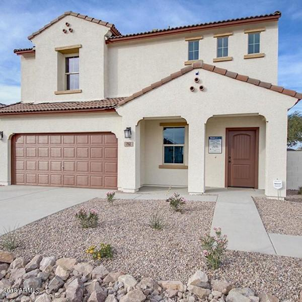 751 W Kingman Drive, Casa Grande, AZ 85122 (MLS #5796360) :: Yost Realty Group at RE/MAX Casa Grande