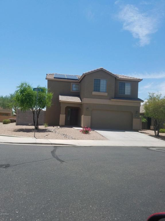 24103 W Tonto Street, Buckeye, AZ 85326 (MLS #5796906) :: The Garcia Group @ My Home Group
