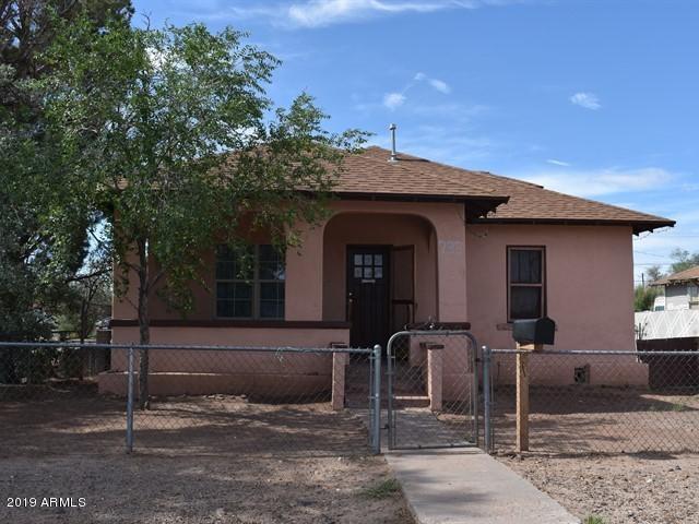 233 W Erie Street, Holbrook, AZ 86025 (MLS #5797075) :: Revelation Real Estate