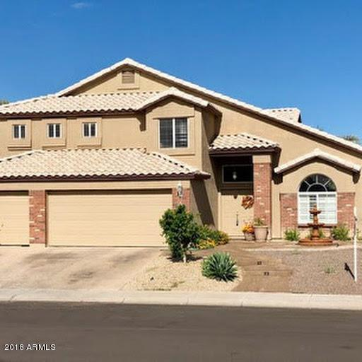 19626 N 73rd Avenue, Glendale, AZ 85308 (MLS #5821844) :: The Garcia Group @ My Home Group