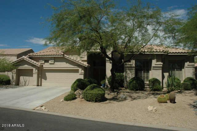 12642 E Laurel Lane, Scottsdale, AZ 85259 (MLS #5827231) :: Lifestyle Partners Team