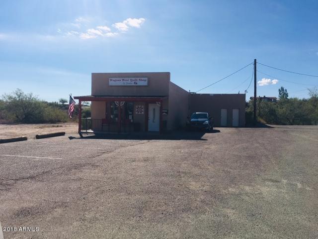 1141 W Wickenburg Way, Wickenburg, AZ 85390 (MLS #5832707) :: RE/MAX Excalibur