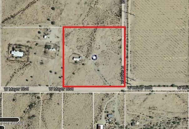 56056 W Mayer Boulevard, Maricopa, AZ 85139 (MLS #5841387) :: Revelation Real Estate