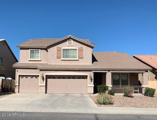 1576 E Palo Verde Drive, Casa Grande, AZ 85122 (MLS #5853065) :: Yost Realty Group at RE/MAX Casa Grande
