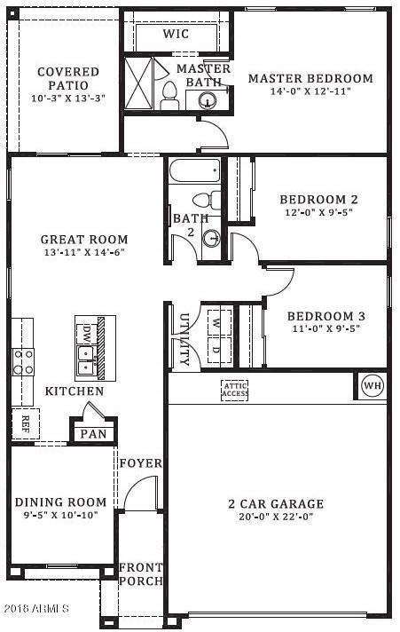 36953 W Mediterranean Way, Maricopa, AZ 85138 (MLS #5854263) :: Revelation Real Estate