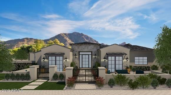 6022 N 59TH Place, Paradise Valley, AZ 85253 (MLS #5856572) :: The Kenny Klaus Team
