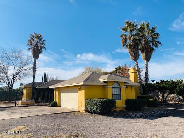 2745 E 14TH Street, Douglas, AZ 85607 (MLS #5867245) :: The Daniel Montez Real Estate Group