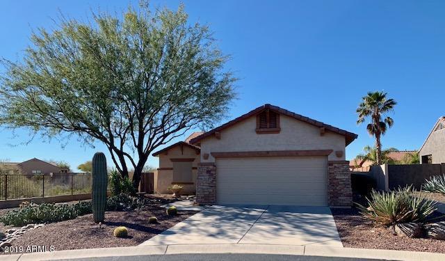 10919 E Silver Mine Road, Gold Canyon, AZ 85118 (MLS #5879647) :: The Kenny Klaus Team