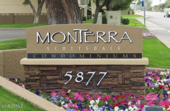 5877 N Granite Reef Road #2204, Scottsdale, AZ 85250 (MLS #5881312) :: The Wehner Group